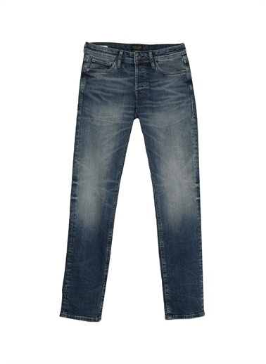 Jack & Jones Jack & Jones Glenn Original 887 Denim Pantolon Renksiz